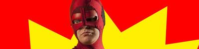 Super Rainn Wilson Ellen Page Liv Tyler Kevin Bacon Nathan Fillion Michael Rooker Crimson Bolt Boltie