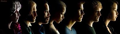 The Hunger Games Wallpaper Poster Movie 2012 Stanley Tucci Wes Bentley Jennifer Lawrence Katniss Everdeen Liam Hemsworth