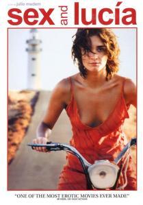 Sex and Lucia, Paz Vega, Tristán Ulloa, Najwa Nimri, Daniel Freire, Elena Anaya, Lucía y el sexo 2001 Poster Cover DVD Blu Ray Stream Nude
