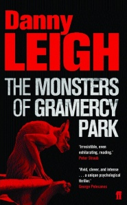 Danny Leigh - The Monsters of Gramercy Park - Second Book