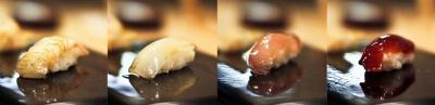 JAPANORAMA Jiro Dreams of Sushi - Sushi Pieces, Roppongi Hills, Jiro Ono, Yoshikazu Ono