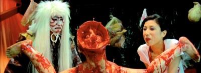 02 Yukie Kawamura, Eri Otoguro, Takumi Saito, Eihi Shiina, Takashi Shimizu, Sayaka Kametani, Yoshihiro Nishimura, Naoyuki Tomomatsu, Vampire Girl vs. Frankenstein Girl, 吸血少女対少女フランケン