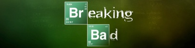 BReaking BAd logo periodic table yellow meth smoke teeth effect