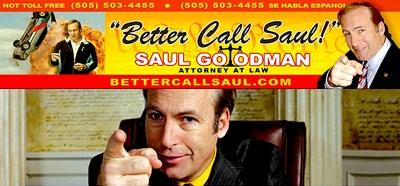 Saul Goodman ITS ALL GOOD MAN Better Call Saul SE HABLO ESPANO
