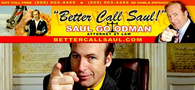 Saul Goodman ITS ALL GOOD MAN Better Call Saul SE HABLO ESPANO