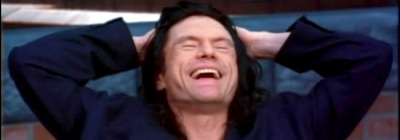 Tommy Wiseau As Johnny in The Room