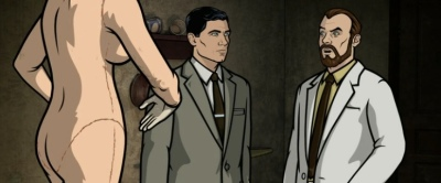 Archer 03 - Krieger - I'm not a SERIAL Killer