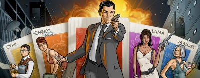 Archer Banner Poster TV Show