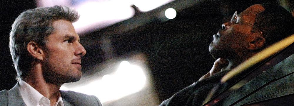 Jamie Foxx Pawging With Tom Cruise Ex.