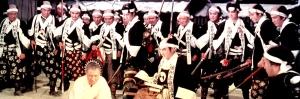 The 47 Loyal Ronin Kazuo Hasegawa, Shintaro Katsu, Kōji Tsuruta, Raizō Ichikawa, Machiko Kyō, Fujiko Yamamoto, Michiyo Kogure, Chikage Awashima, Ayako Wakao, Yatarō Kurokawa, Eiji Funakoshi, Eitaro Ozawa
