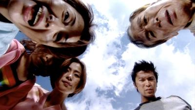 07 Happiness of the Katakuris, Kenji Sawada, Keiko Matsuzaka, Shinji Takeda, Naomi Nishida, Kiyoshiro Imawano, Tetsuro Tamba, Naoto Takenaka, Tamaki Miyazaki, Takashi Matsuzaki, Yoshiyuki Morishita