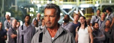 "Escape Plan 2 Sylvester Stallone, Arnold Schwarzenegger, Jim Caviezel, Curtis ""50 Cent"" Jackson, Vinnie Jones, Vincent D'Onofrio, Amy Ryan"