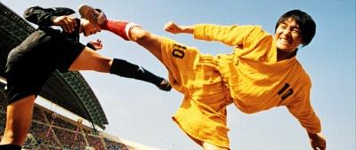 Shaolin Soccer 03 Wong Yut Fei, Lam Chi-Sing, Tin Kai-Man, Danny Chan Kwok Kwan, Stephen Chow, Lam Chi Chung, Ng Man Tat, Vicki Zhao, Patrick Tse,
