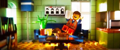 The Lego Movie Poster Emmet House