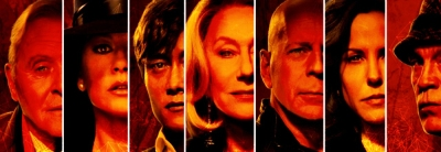 Red 2 Wallpaper Bruce Willis, John Malkovich, Helen Mirren, Anthony Hopkins, Mary-Louise Parker, Catherine Zeta-Jones, Byung-hun Lee, Jong Kun Lee, David Thewlis, Neal McDonough, Garrick Hagon, Tim Pigott-Smith, Brian Cox