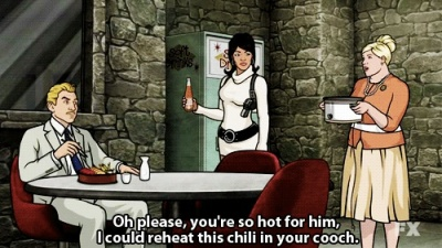 Archer Smut re-heat a chilli