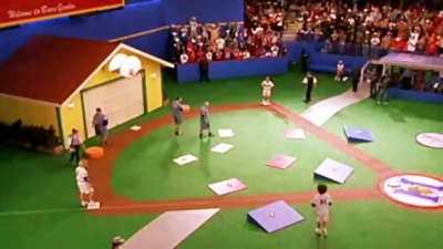 BASEketball Court Matt Stone Trey Parker I hear your moms going out with SQUEAK]