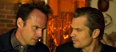 Boyd Crowder Raylan Givens walton goggins timothy olyphant justified