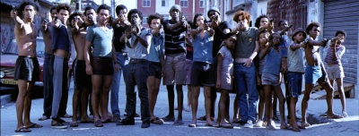 City Of God Brasil Brazil Lil Ze Rocket Drugs Crime Gangs