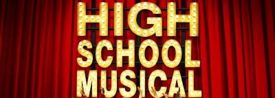 High School The Musical Logo