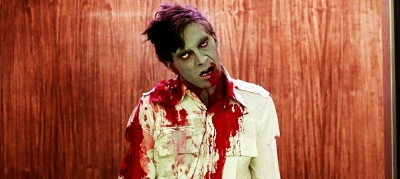 Dawn of the Dead iconic zombie