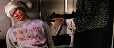 Bruce Willis, John Mclean, Alan Rickman, Hans Gruber, Bonnie Bedelia, alexander godunov, hart bochner, Robert Davi