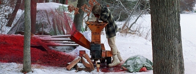 Fargo Woodchipper