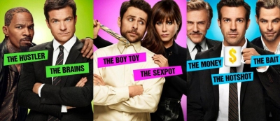 Horrible Bosses 2 Jason Bateman, Charlie Day, Jason Sudeikis, Jennifer Aniston, Jamie Foxx, Chris Pine, Christoph Waltz, Kevin Spacey, Jonathan Banks, Lindsay Sloane