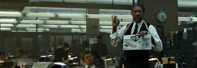 Se7en Seven 1 Morgan Freeman, Brad Pitt, Gwyneth Paltrow, Kevin Spacey, R. Lee Ermey, John C. McGinley, Richard Roundtree, Leland Orser,
