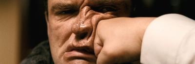 Day Watch Punch Timur Bekmambetov, Konstantin Khabensky, Mariya Poroshina, Vladimir Menshov, Viktor Verzhbitsky, Dmitriy Martynov, Galina Tyunina, Zhanna Friske, Aleksei Chadov, Ostankino Tower Дневной дозор