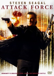 Attack Force - steven seagal