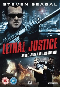 Lethal Justice - steven seagal