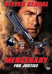 Mercenary for Justice - steven seagal