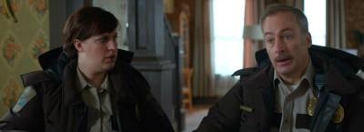 Fargo Police Billy Bob Thornton, Allison Tolman, Colin Hanks, Martin Freeman, Bob Odenkirk, Keith Carradine, Russell Harvard, Adam Goldberg, Rachel Blanchard, Oliver Platt