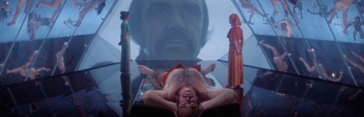 Zardoz Dream Machine Sean Connery, Charlotte Rampling, Sara Kestelman, John Alderton, Sally Anne Newton, Niall Buggy, Bosco Hogan, Jessica Swift,
