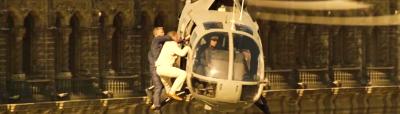 Spectre Choppah Helicopter Mexico Daniel Craig, Christoph Waltz, Léa Seydoux, Ben Whishaw, Naomie Harris, Dave Bautista, Andrew Scott, Monica Bellucci, Ralph Fiennes, Rory Kinnear, Jesper Christensen