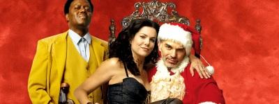 Bad Santa Terry Zwigoff. With Billy Bob Thornton, Bernie Mac, Lauren Graham, John Ritter