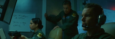 Good Kill Team Ethan Hawke, January Jones, Zoë Kravitz, Jake Abel, Bruce Greenwood, Peter Coyote,