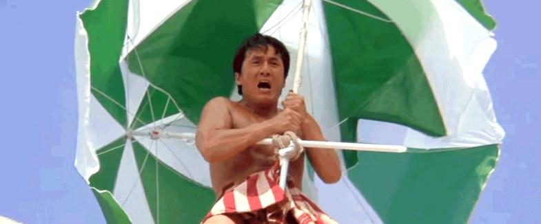 The Accidental Spy Parasol Umbrella Jackie Chan, Eric Tsang, Vivian Hsu, Kim Min-jeong, Wu Hsing-kuo, Cheung Tat-ming, Pauline Suen, Alfred Cheung, Scott Adkins,