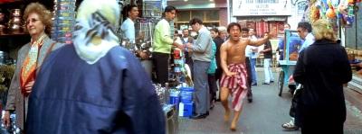The Accidental Spy Turkish bath Jackie Chan, Eric Tsang, Vivian Hsu, Kim Min-jeong, Wu Hsing-kuo, Cheung Tat-ming, Pauline Suen, Alfred Cheung, Scott Adkins,