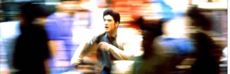 Chunking Express, Slow motion shutterspeed blur dream , 重慶森林, Brigitte Lin, Tony Chiu Wai Leung, Faye Wong, Takeshi Kaneshiro, Valerie Chow, Jinquan Chen, Lee-Na Kwan, Won Kar-Wai