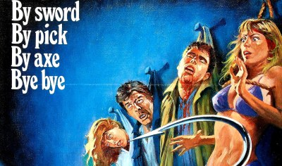 Mutilator Fall Break Poster High Resolution Matt Mitler, Ruth Martinez, Bill Hitchcock, Connie Rogers, Frances Raines, Morey Lampley, Jack Chatham, Bennie Moore, Buddy Cooper