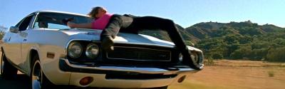 Grindhouse Death proof Stunt Car Belts Kurt Russell, Zoë Bell, Rosario Dawson, Vanessa Ferlito, Sydney Tamiia Poitier, Tracie Thoms, Jordan Ladd, Rose McGowan, Mary Elizabeth Winstead, Quentin Tarantino, Eli Roth