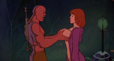 heavy-metal-den-caveman-muscles-percy-rodriguez-john-candy-don-francks-richard-romanus-eugene-levy-joe-flaherty-harvey-atkin-susan-roman-richard-romanus-caroline-semple