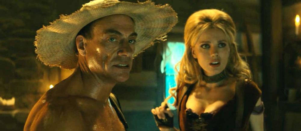Jean Claude Van Damme Sex Scene