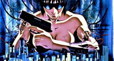Ghost in the Shell Poster Atsuko Tanaka, Akio Ōtsuka Iemasa Kayumi, Kōichi Yamadera, Tamio Ōki, Yutaka Nakano, Tesshō Genda, Mitsuru Miyamoto, Kazuhiro Yamaji, Shigeru Chiba, Mamoru