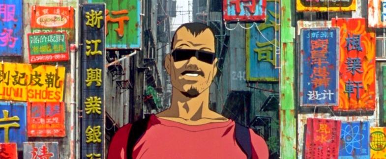 Ghost int he Shell Signs Atsuko Tanaka, Akio Ōtsuka Iemasa Kayumi, Kōichi Yamadera, Tamio Ōki, Yutaka Nakano, Tesshō Genda, Mitsuru Miyamoto, Kazuhiro Yamaji, Shigeru Chiba,