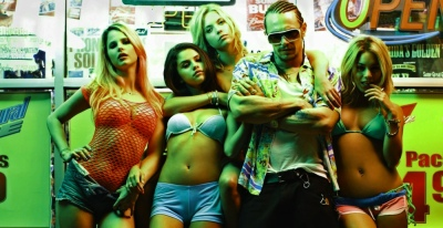 Spring Breakers Bikini Hot Pants Cutoffs Harmony Korine, Benoît Debie, Ashley Benson, Vanessa Hudgens, Selena Gomez, Rachel Korine, James Franco