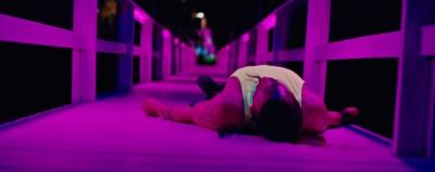 Spring Breakers Neon Dock Harmony Korine, Benoît Debie, Ashley Benson, Vanessa Hudgens, Selena Gomez, Rachel Korine, James Franco